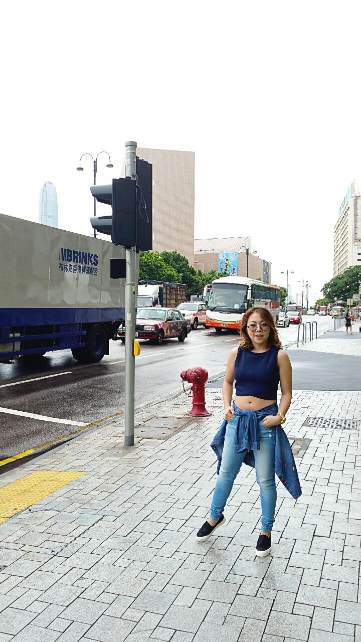 Street style wanderer