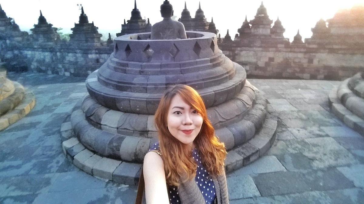 Borobudur Sunrise Tour, Central Java
