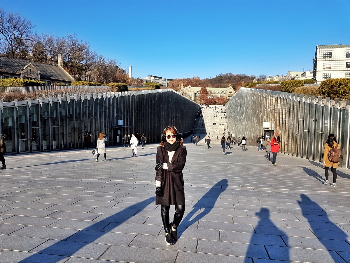 What you didn't know about Ewha Womans University-Fashion Street