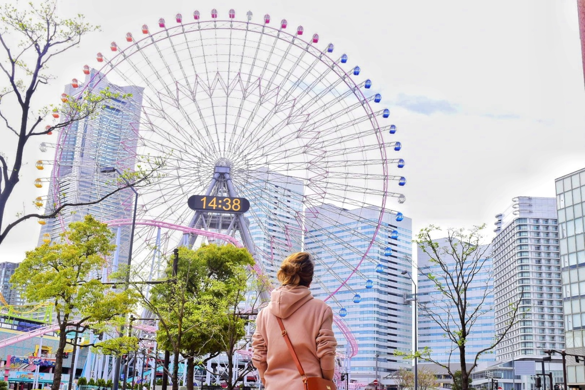 Visit Yokohama: One Day Walking Tour